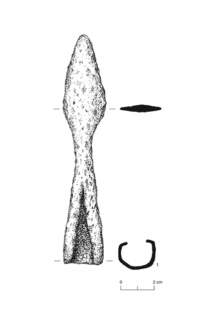 illustration of arrowhead